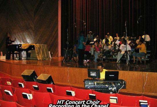 Choir CD Release
