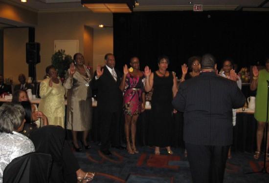 Houston Chapter Members