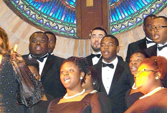 choir cd 1